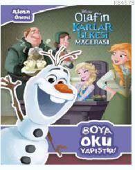 Olaf'ın Karlar Ülkesi Macerası - Ailenin Önemi - Boya Oku Yapıştır