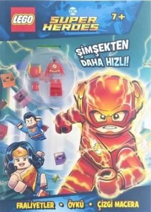 Lego Super Heroes Şimşekten Daha Hızlı!