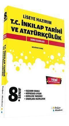 8.Sınıf T.C. İnkılap Tarihi Ve Atatürkçülük Soru Bankası