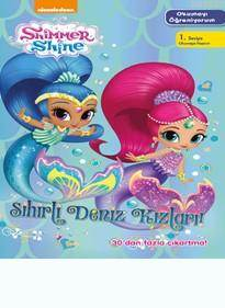 Işıltı Ve Parıltı Sihirli Deniz Kızları; Okumayı Öğreniyorum