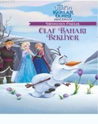 Dısney Karlar Ülkesi Olaf Baharı Bekliyor
