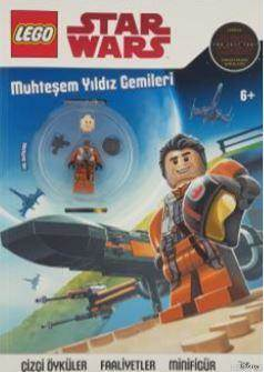 Lego Star Wars - Muhteşem Yıldız Gemileri