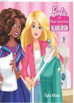 Barbie İle Moda Tasarımcısı Olabilirsin