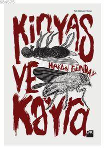 Kinyas Ve Kayra; Genç Kırmızı Yılın Kitap Kapağı Tasarımı