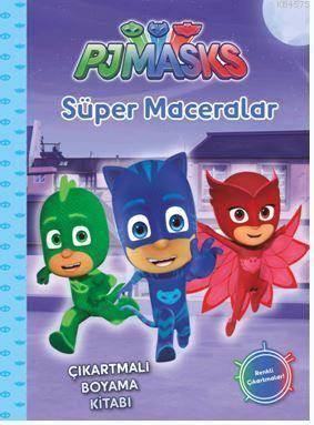 Pjmasks Süper Mace ...
