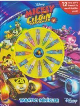 Disney Mickey Ve Çılgın Yarışçılar - Yaratıcı Minikler