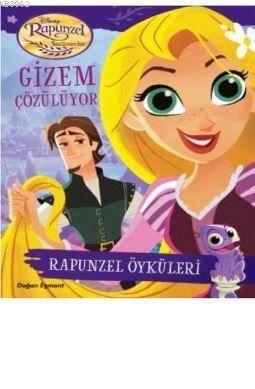 Disney Rapunzel Serüvenler Gizem Çözülüyor
