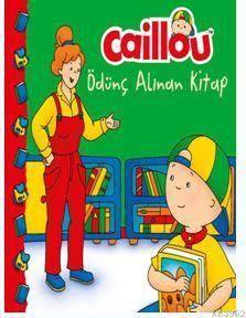 Caillou - Ödünç Alınan Kitap