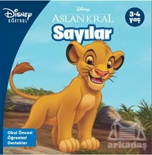 Disney Eğitsel Aslan Kral - Sayılar