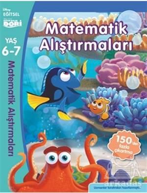 Matematik Alıştırmaları - Disney Eğitsel Kayıp Balık Dory (6-7 Yaş)