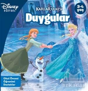 Disney Eğitsel Karlar Ülkesi - Duygular