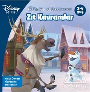 Disney Eğitsel Olaf'ın Karlar Ülkesi Macerası - Zıt Kavramlar