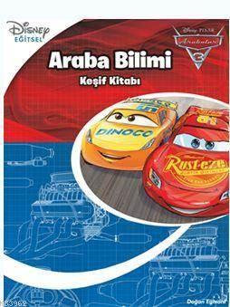 Arabalar 3- Araba Bilimi- Keşif Kitabı