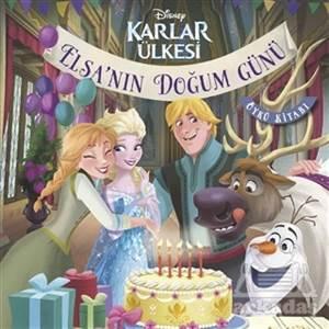 Elsa'nın Doğum Günü - Disney Karlar Ülkesi