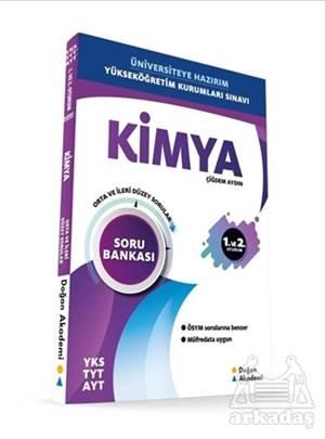 2019 YKS - TYT - AYT Kimya Soru Bankası