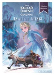 Disney Karlar Ülkesi 2 - Çıkartmalı Faaliyet Kitabı