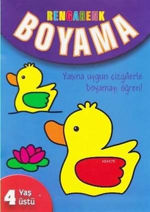 Rengarenk Boyama (+4 Yaş)