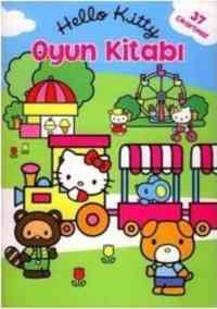 Hello Kitty Oyun Kitabı