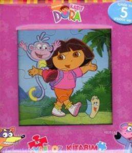 Kaşif Dora: YapBoz Kitabım