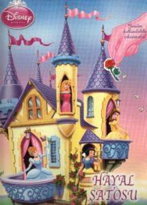 Disney Prenses-Hayal Şatosu