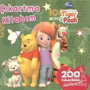 Arkadaşlarım Tiger Ve Pooh Çıkartma Kitabım