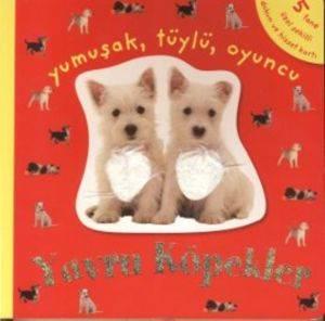 Dokun ve Hisset - Yavru Köpekler; Yumuşak, Tüylü, Oyuncu