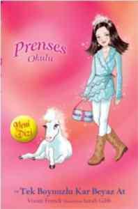 Prenses Okulu 20 - Prenses Isabella ve Tek Boynuzlu Kar Beyaz At; İnci Sarayda