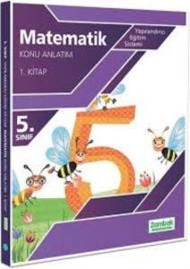 5. Sınıf Matematik Konu Anlatımlı; Yapılandırıcı Eğitim Sistemi ( YES )
