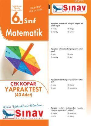 6. Sınıf Matematik ...