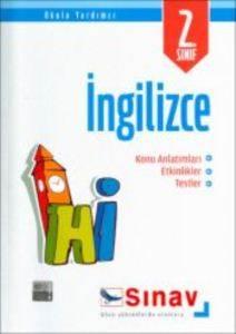 2. Sınıf İngilizce Konu Anlatımlı