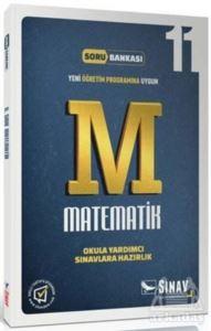 11.Sınıf Matematik Soru Bankası