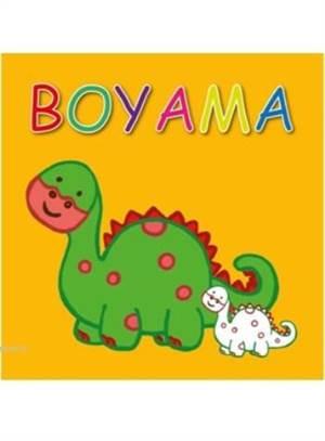 Boyama - Dinozor