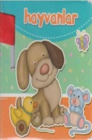 Hayvanlar (Cep Boy); Bebek Arabası Kitabı