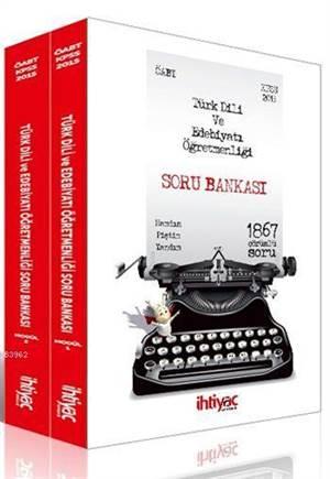 ÖABT Türk Dili Ve Edebiyatı Öğretmenliği Modüler Soru Bankası Seti 2015