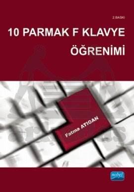 10 Parmak F Klavye ...