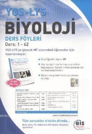 YGS LYS Biyoloji; Ders Föyleri Ders: 1 - 62