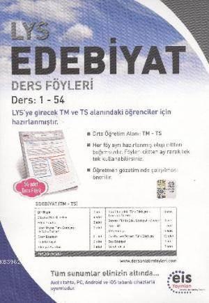 LYS Edebiyat; Ders Föyleri Ders: 1 - 54