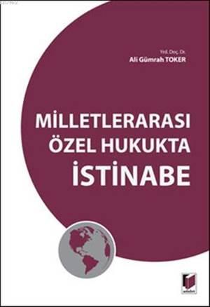 Milletlerarası Özel Hukukta İstinabe