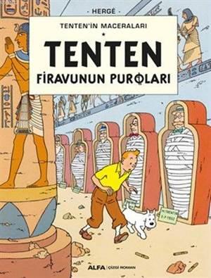 Tenten Firavunun Puroları; Tenten'in Maceraları
