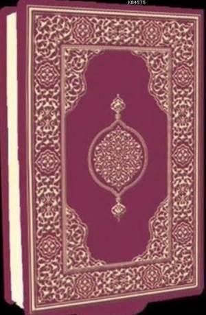 Kur'an-I Kerim Çanta Boy (Ciltli); (Biala Cilt - Bordo)