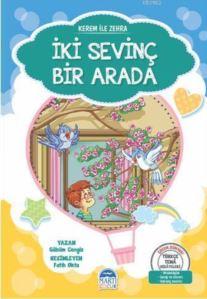 Kerem İle Zehra - İki Sevinç Bir Arada; Türkçe Tema Hikâyeleri Seti