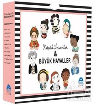 Küçük İnsanlar Büyük Hayaller (10 Kitap Takım)