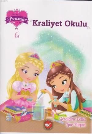 Kraliyet Okulu; Bir İki Üç Prensesler 6