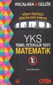 YKS TYT 1. Oturum Matematik Video Destekli Öğreten Soru Bankası