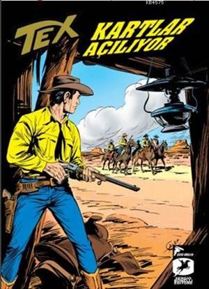 Tex Klasik Seri 36; Kartlar Açılıyor/Geçmişin Gölgeleri