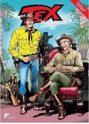 Tex Magazin 1; Pençeler