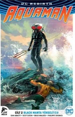 DC Rebirth Aquaman ...