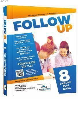Follow Up 8 English Test Book