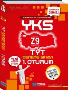Yks Temel Yeterlilik Z9 Deneme (T.M.)