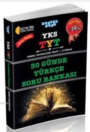 YKS TYT 30 Günde Türkçe Soru Bankası